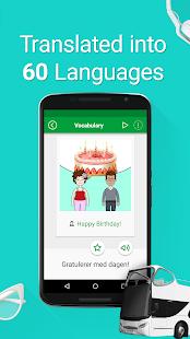 Learn Norwegian Phrasebook - 5,000 Phrases - náhled