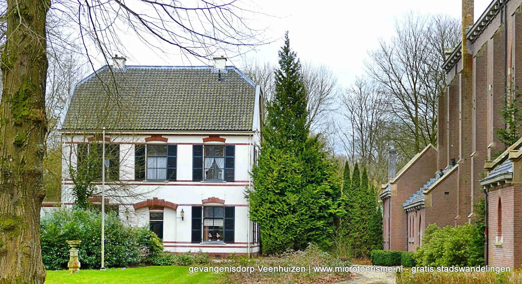 Aangeboden door: Stichting Microtoerisme InZicht Fotoblog Veenhuizen Pastorie