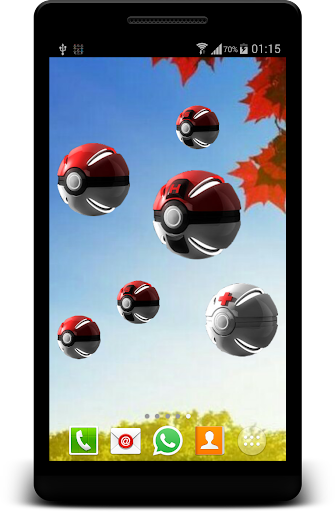 Poke Ball Widgets Premium HD