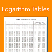 Logarithm Tables : Math Solver