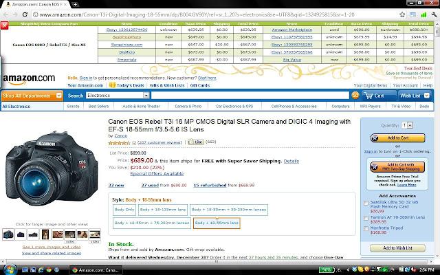 ShopDAQ Price Compare