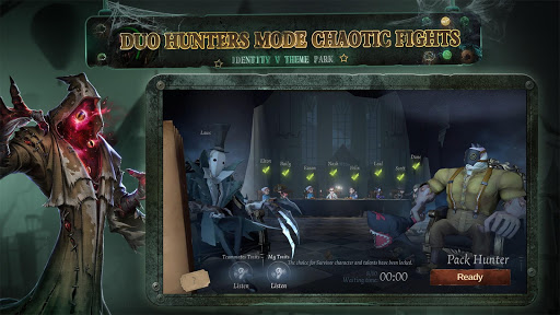 Identity V 1.0.231466 Cheat screenshots 2
