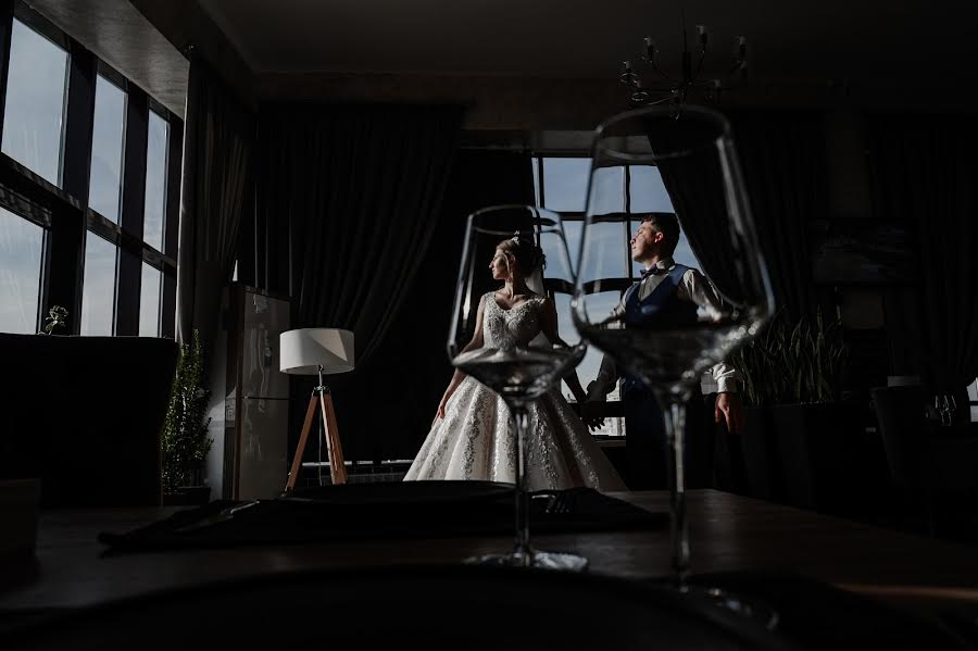 Bryllupsfotograf Константин Трифонов (koskos555). Foto fra 29.09.2019