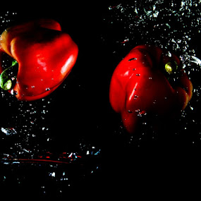 2 red by Zaidan Fikri - Food & Drink Fruits & Vegetables