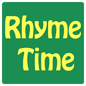 Rhyme Time: Word Game