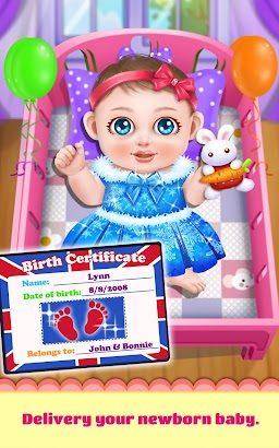 My Newborn Baby Mania screenshot