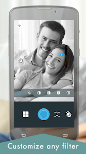 KVAD Camera +: Selfie, Photo Filter, Grids Screenshot