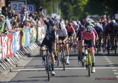 Winnares van Scheldeprijs en Dwars door de Westhoek doet het opnieuw, D'hoore vijfde in Flanders Diamond Tour