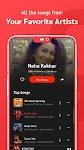 screenshot of Gaana Music- Hindi English Telugu MP3 Songs Online