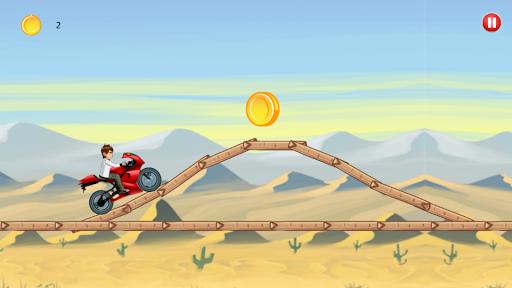 玩免費賽車遊戲APP|下載Ben Jungle Bike Race app不用錢|硬是要APP