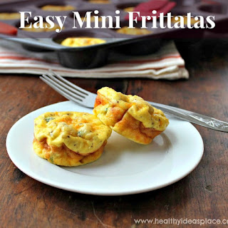 Easy Mini Frittatas