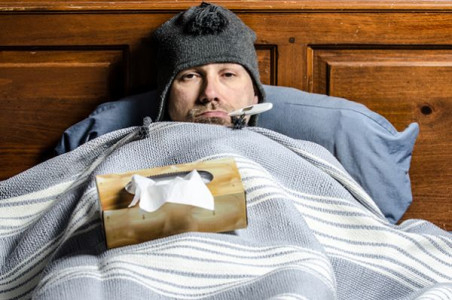 New Canadian research suggests that 'man flu' may actually be real.