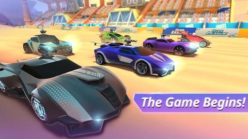 Overleague - Kart Combat Racing Game 2020 screenshots 3