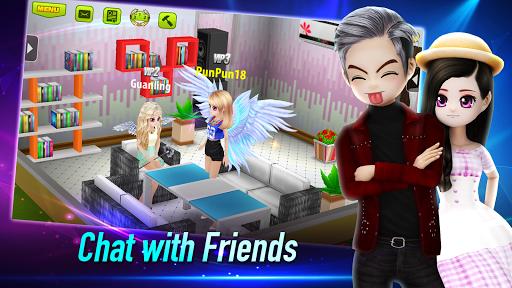 AVATAR MUSIK WORLD - Social Dance Game 0.7.3 screenshots 5