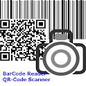 BarCode, QR-Code Reader Free icon