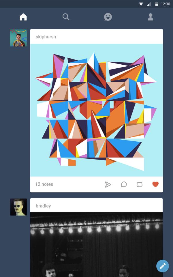 Tumblr screenshot #7
