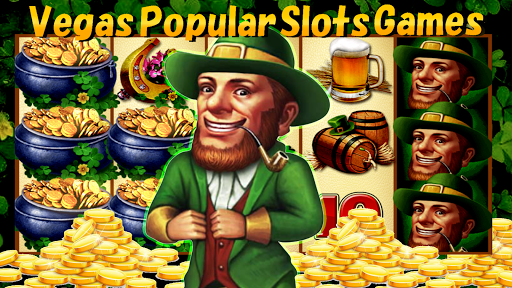 Grand Jackpot Slots - Pop Vegas Casino Free Games apkpoly screenshots 1