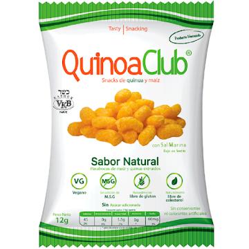 Snacks Quinuaclub Quinua