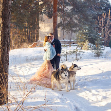 Wedding photographer Mariya Akhmedyarova (id185733481). Photo of 11.01.2017