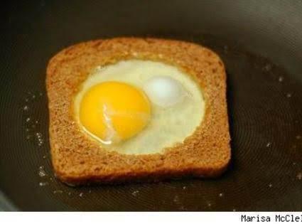 Egg In A Basket Recipe