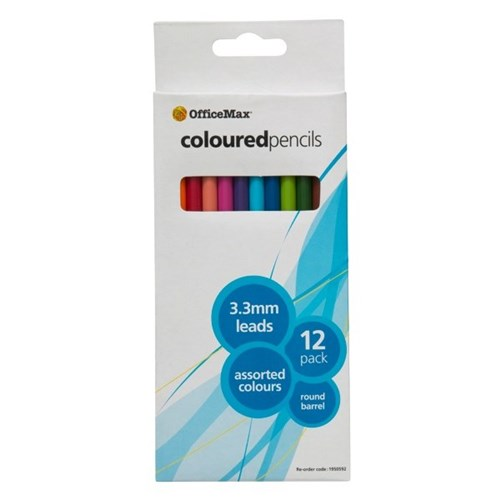 Image result for officemax pack of coloured pencils