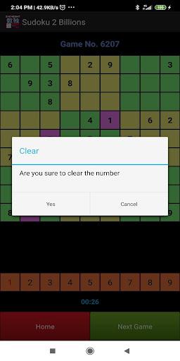 Cloud Sudoku apkmind screenshots 5