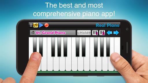 Real Piano - The Best Piano Simulator 3.22 screenshots 1