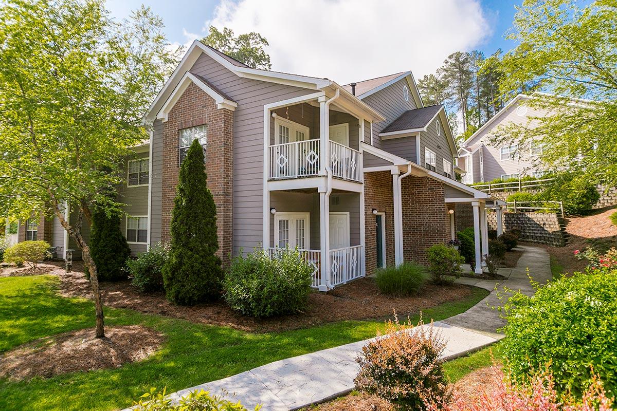 Granite Ridge Apartments And Villas In Greensboro North