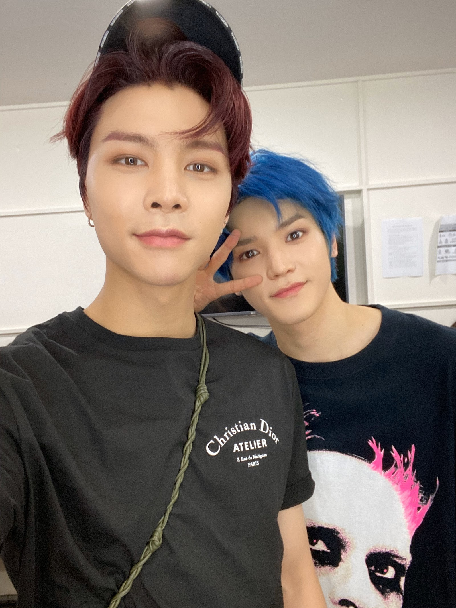 nct 127 taeyong johnny