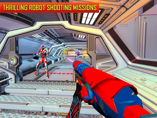 Robot Shooting FPS Counter War Terrorists Shooter 2.8 screenshots 19