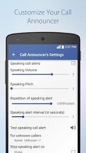 SMS & Call Announcer Pro v2.0.0