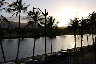 Photo: View of Ala Wai Canal