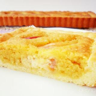 Frangipane and Nectarines Tart Recipe