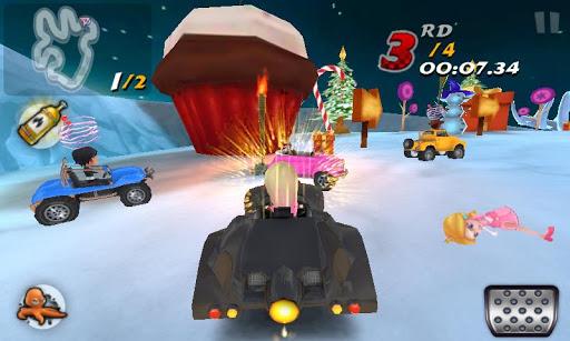 Kart Racer 3D screenshot 3
