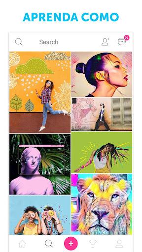 PicsArt Estudio de Fotografía para Android