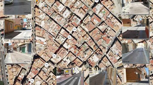 Así será la 'nueva' calle Las Cruces: luz verde a su remodelación