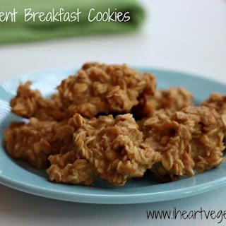 3 Ingredient Breakfast Cookies.