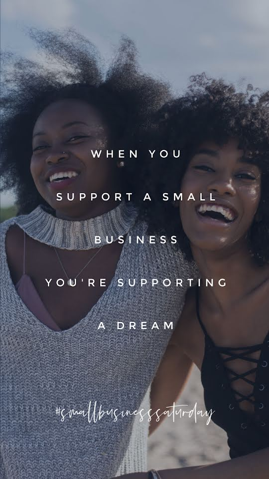 Supporting a Dream - Facebook Story Template
