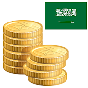 Coins from Saudi Arabia