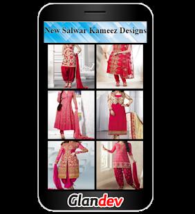 New Salwar Kameez Designs - náhled