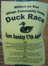 Photo: Duck Race