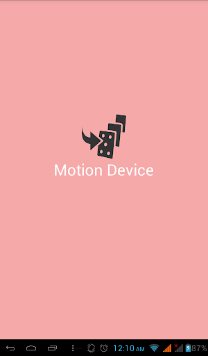 Motion Device