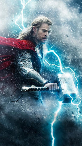 Thor HD Wallpaper 1.0 screenshots 7