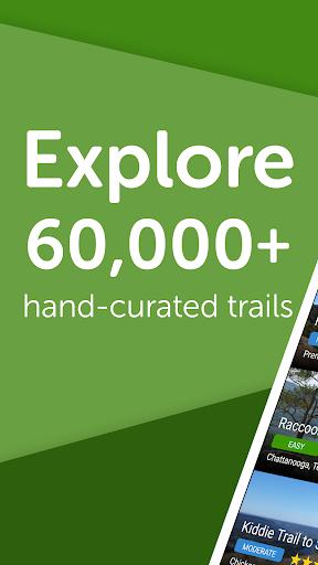 AllTrails: Hiking, Running & Mountain Bike Trails 9.1.7 screenshots 1