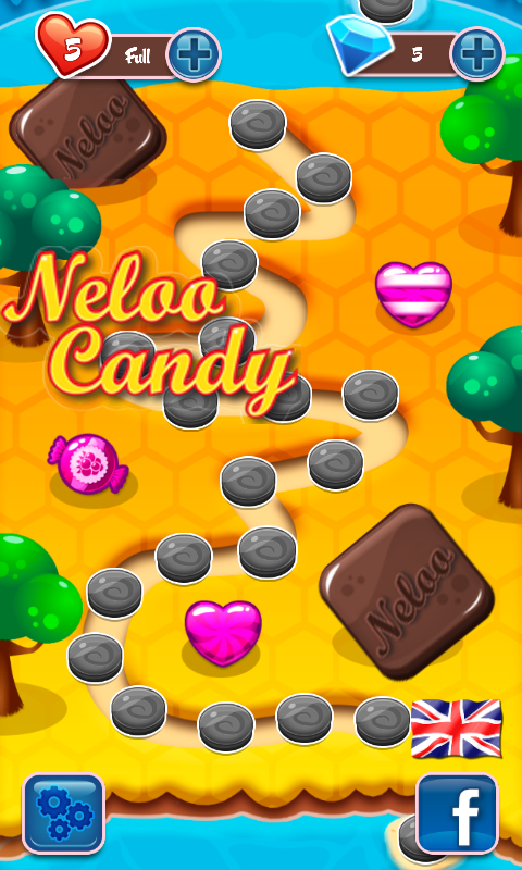 Nelo Candy- screenshot