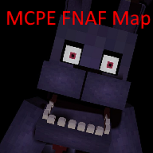 Map FNAF for MCPE
