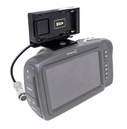 NPF Power Adaptor for Blackmagic Pocket 4k