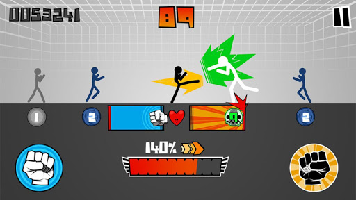Stickman Epic Fighter