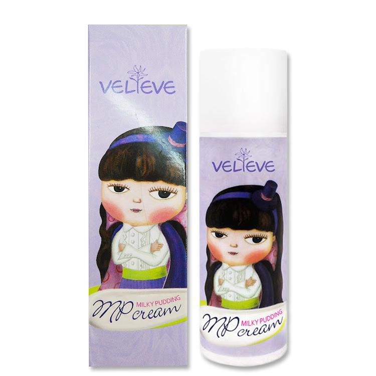 VELIEVE Milky Pudding Cream 50ml