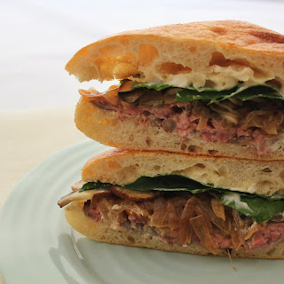 Delmonico's Steak Sandwich